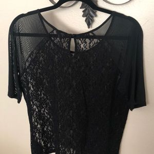 Guess Tops - 🌞 Guess lace shirt